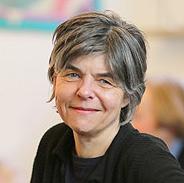 Andrea Kästle, Autorin und Historikerin, © Roland Schmid